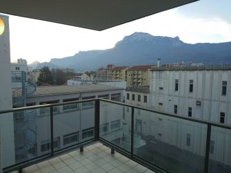 Vente appartement Grenoble Rue Ampère - photo