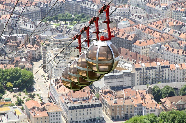 Agence immobilière hyper centre-ville de Grenoble