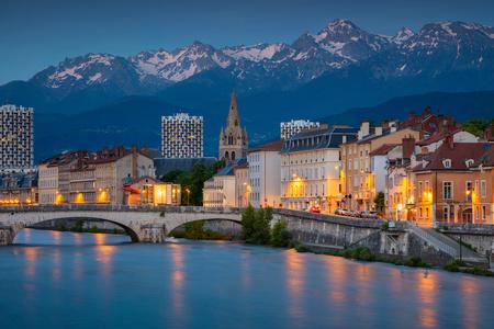 Prix immobilier Grenoble